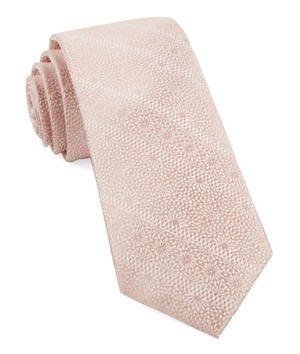 Wedded Lace Soft Pink Tie