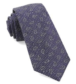 Pine Lake Paisley Purple Tie