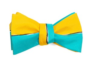 Dapper Darling Redux By Jacob Tobia Yellow Bow Tie