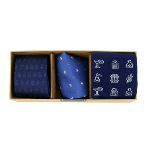 Spirit Hub X Tie Bar Top Shelf Gift Set
