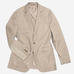 The Cotton Miracle British Tan Jacket