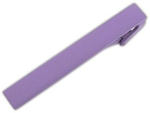 Matte Color Lavender Tie Bar