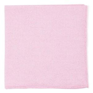 Cotton Tango Baby Pink Pocket Square