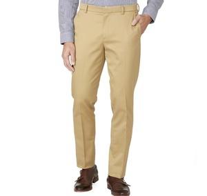 Stretch Cotton Sandstone Pants
