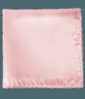 Mini Dots Blush Pink Pocket Square