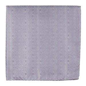 Wedded Lace Lavender Pocket Square