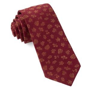Fruta Floral Red Tie