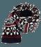 Sioux Knit Burgundy Tie