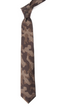 Caliber Camo Brown Tie