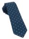 Primary Dot Navy Tie