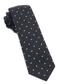 Primary Dot Black Tie