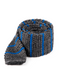 Scramble Knit Stripe Royal Blue Tie