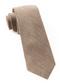 Sand Wash Solid Brown Tie