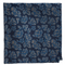Intellect Floral Navy Pocket Square
