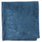Twill Paisley Whale Blue Pocket Square