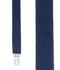Astute Solid Navy Suspender