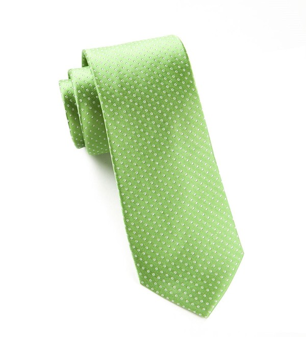 Pindot Apple Tie