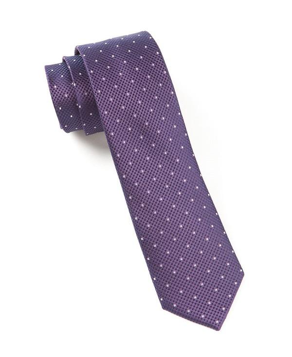 Showtime Geo Purple Tie