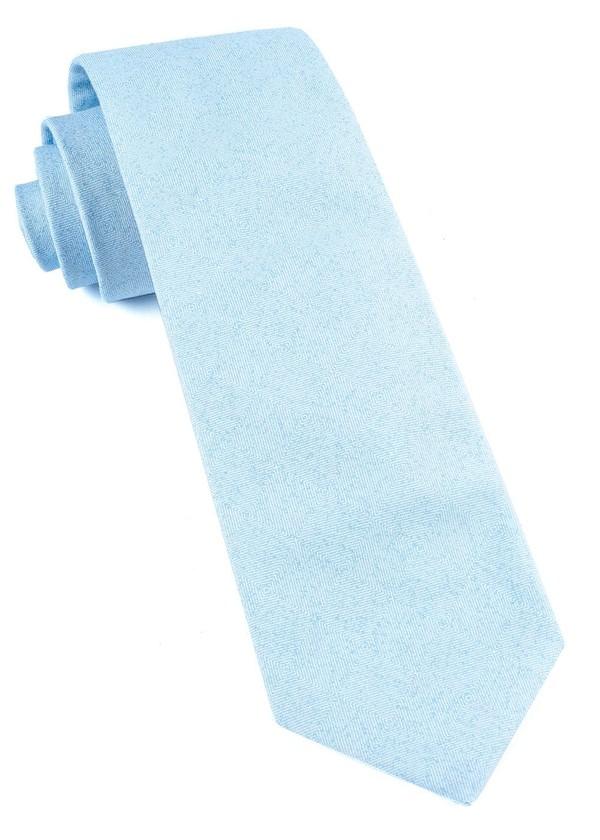 Cotton Tango Light Blue Tie