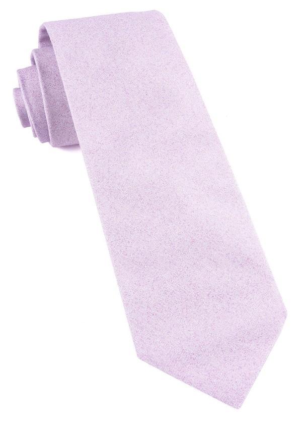 Cotton Tango Lavender Tie