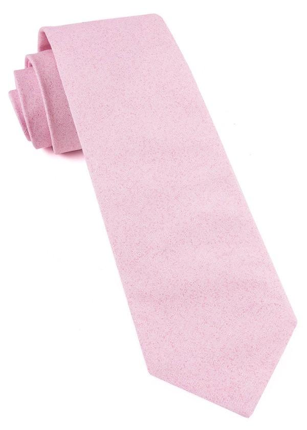 Cotton Tango Baby Pink Tie