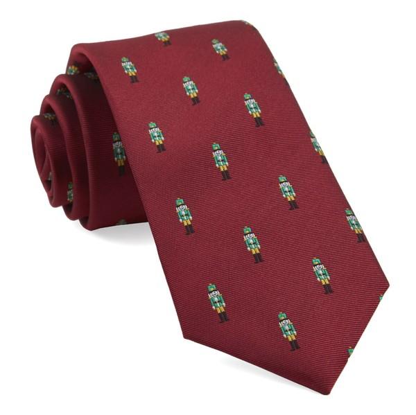 Nutcracker Red Tie