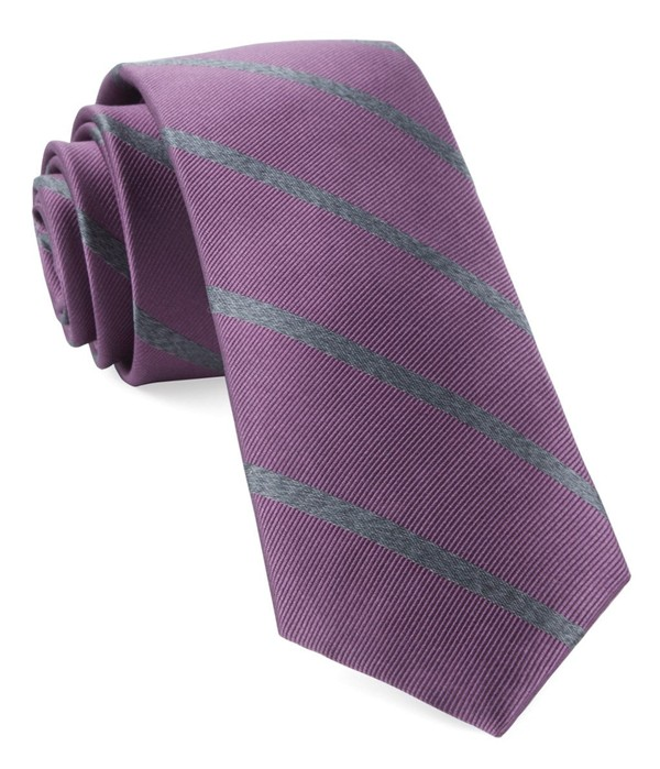 Wheelhouse Stripe Dusty Rose Tie