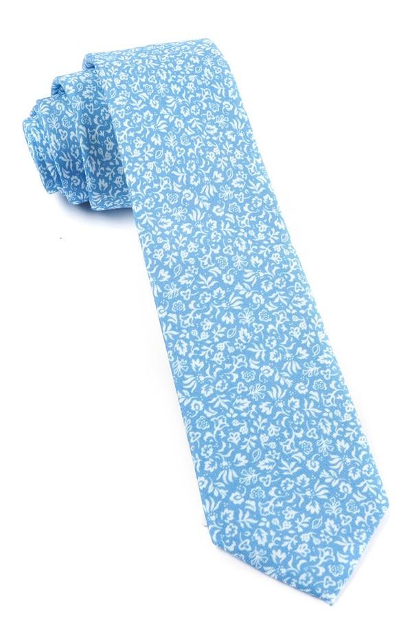Habitat Bloom Light Blue Tie