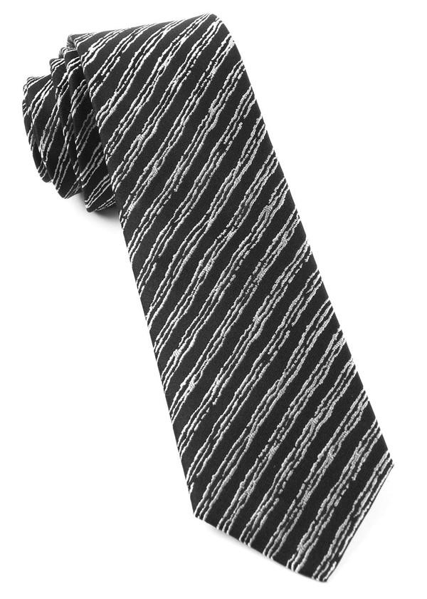 Timber Stripe By Dwyane Wade Black Tie
