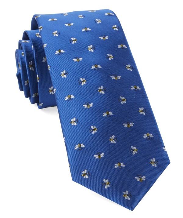 Reeds Bees Royal Blue Tie