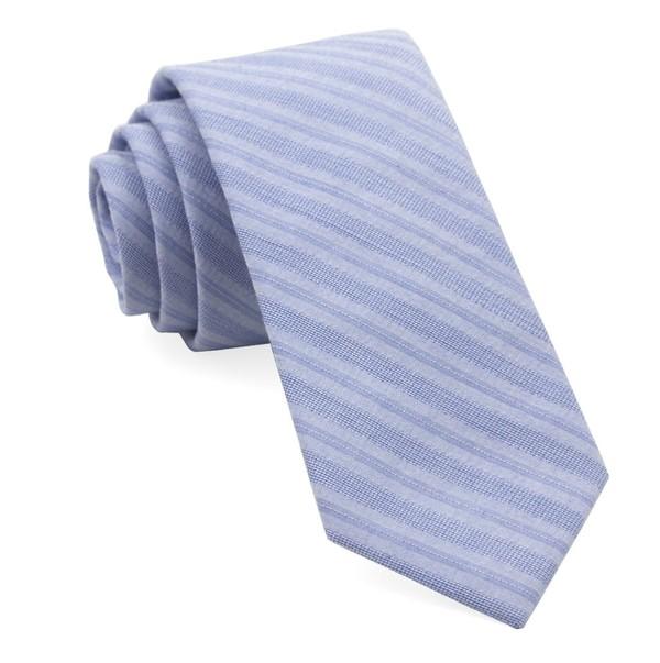 North Bay Stripe Blue Tie