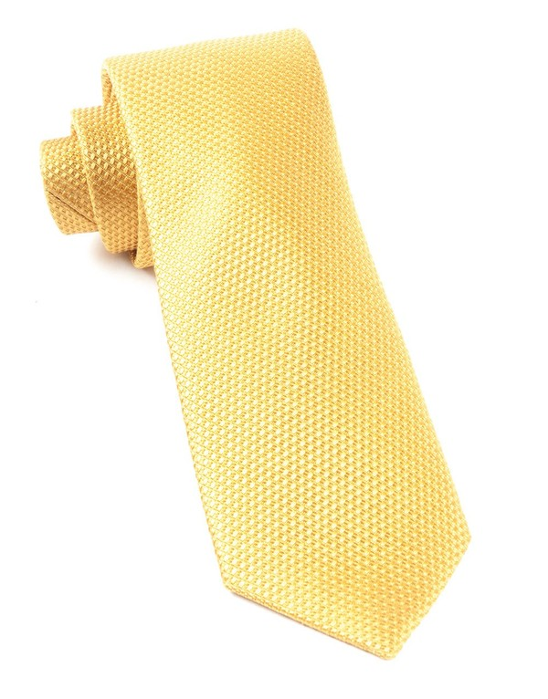 Grenafaux Sun Gold Tie