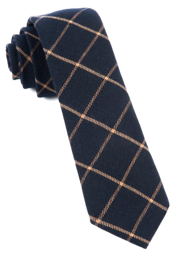 Midway Pane Tan Tie
