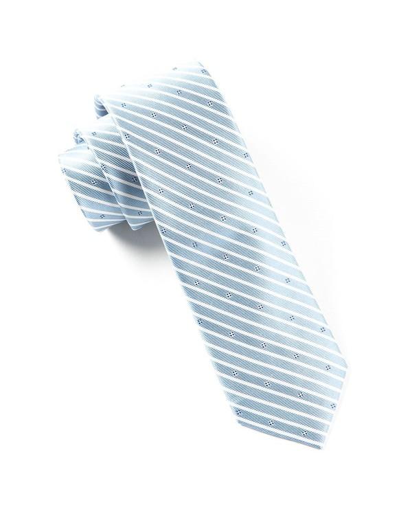 Arbor Stripe Blue Tie