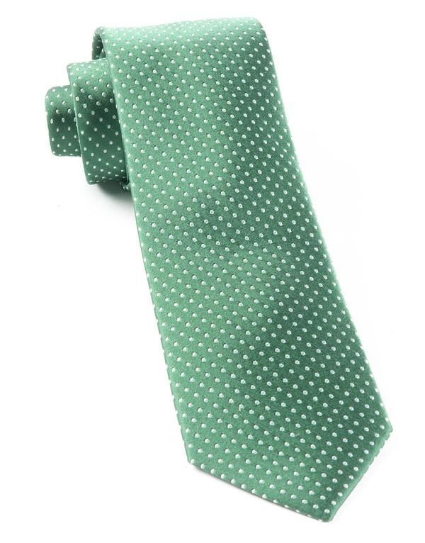 Pindot Treetop Tie