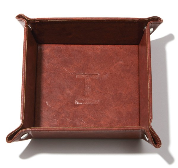 Brown Catch All Tray