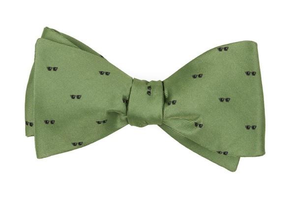 Sunglasses Apple Green Bow Tie