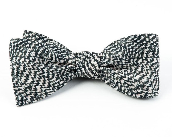 Countess Solid By Dwyane Wade Army Green Bow Tie