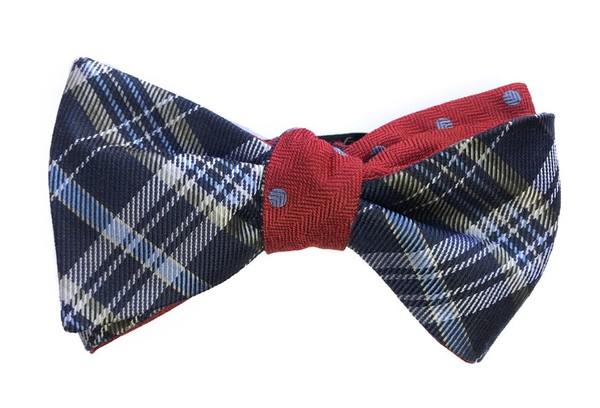 Andersen Hitch Navy Bow Tie