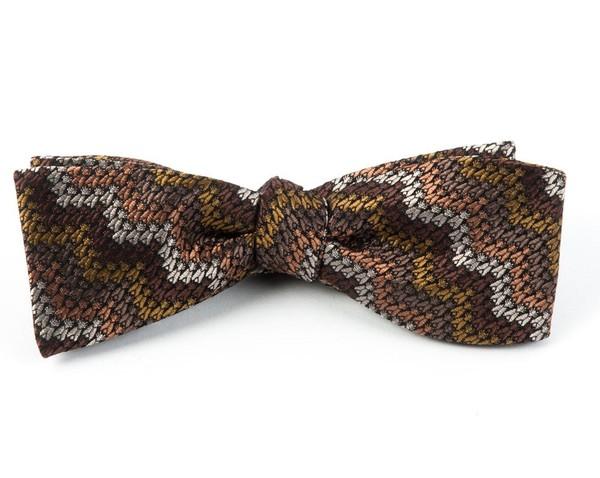 The Santa Fe Browns Bow Tie