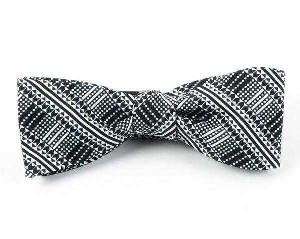 The Kushner Black Bow Tie