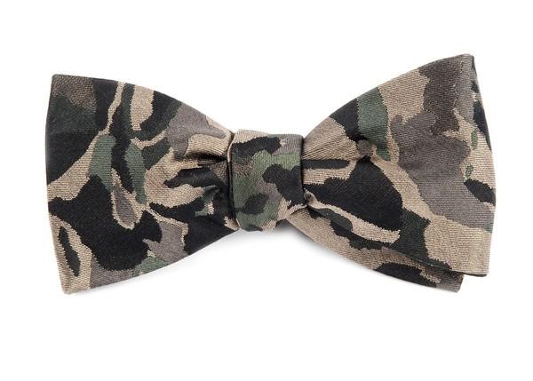 The Billy Reid Brown Bow Tie