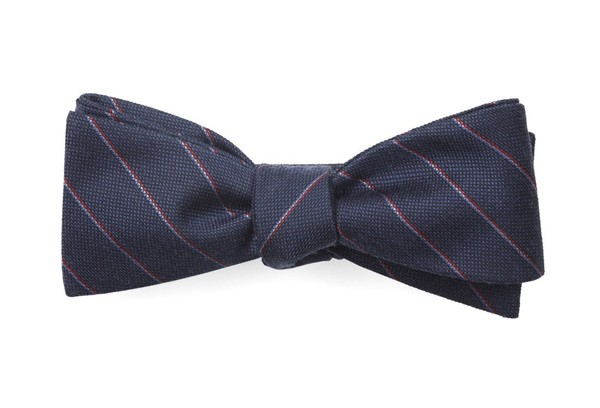 The Washington Navy Bow Tie