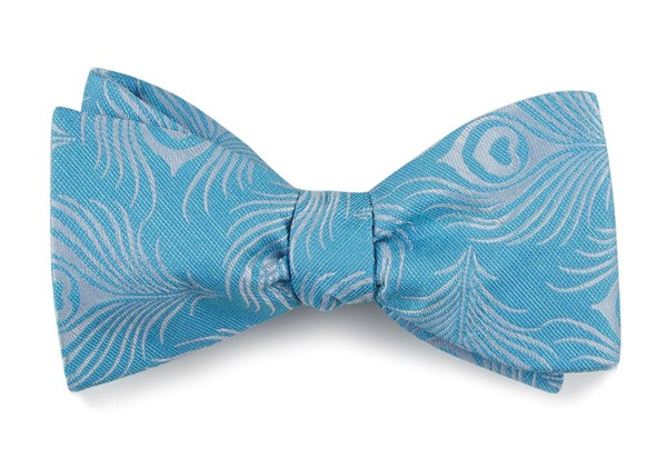 The New Hampshire Pool Blue Bow Tie