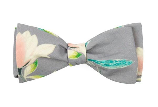 Mumu - Lily Showers Soft Steel Bow Tie