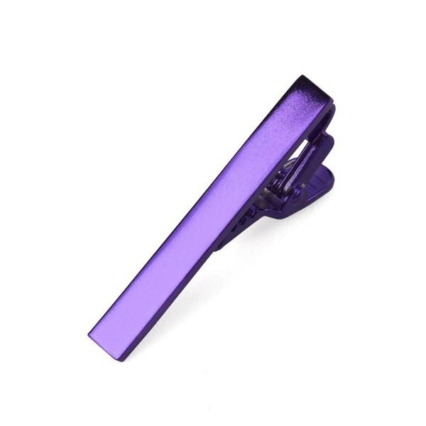 Metallic Color Azalea Tie Bar