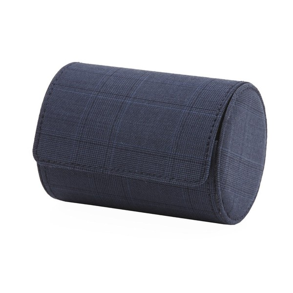 Classic Navy Wool Suiting Tie Case