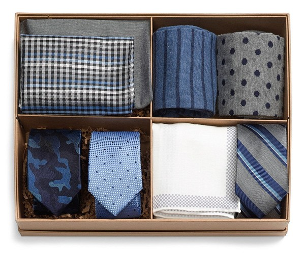 The Charcoal Style Box Greys Gift Set