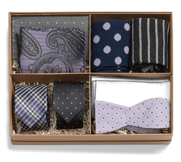 The Lavender Style Box Gift Set