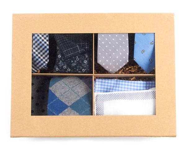 The Blues + Grey Style Box Gift Set